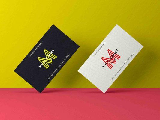 визитки онлайн дизайнерские визитки