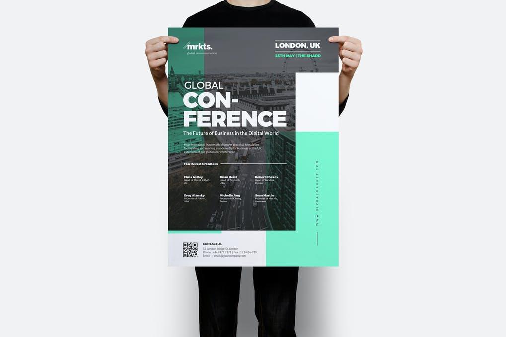 конференция плакат